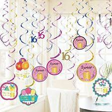 sweet 16 party supplies 16th birthday pinata sweet 16 number themed party supplies