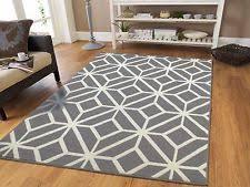geometric area rugs ebay