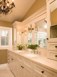 Inspiration For Bathroom Makeover Traditional Bathroom Bathroom - White cabinets bathroom design
