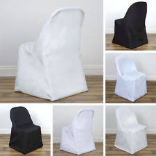 covers for folding chairs polyester folding chair covers ebay