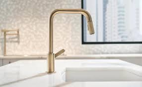 brizo kitchen faucet brizo 63054lf ss litze kitchen faucet qualitybath com