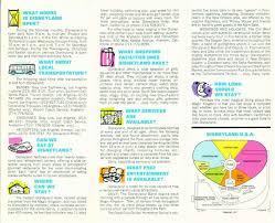 disneyland hours thanksgiving finddisney com 60 u0027s disneyland guides and paper