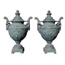 reverbere en fonte ornements de jardin antiquités anticstore