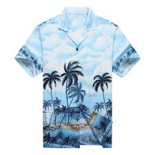 in hawaii s hawaiian shirt aloha shirt palm and