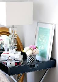 hospital style bedside table bedside table tray tray table styling bedside table the daily dose