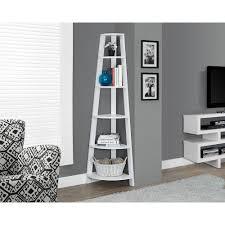 Corner Bookcase Units Corner Shelf Unit Black Ikea Lillngen End Unit A Solution If
