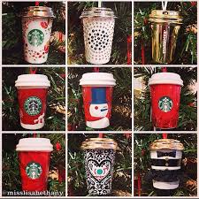 21 best starbucks ornaments 2016 images on starbucks