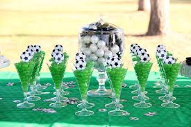 soccer party ideas soccer theme party ideas around my family table