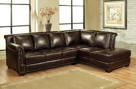 livingroom sectional furniture best design of brown leather sectional for modern
