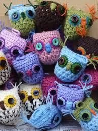 crochet owl pattern u2013 zeens and roger