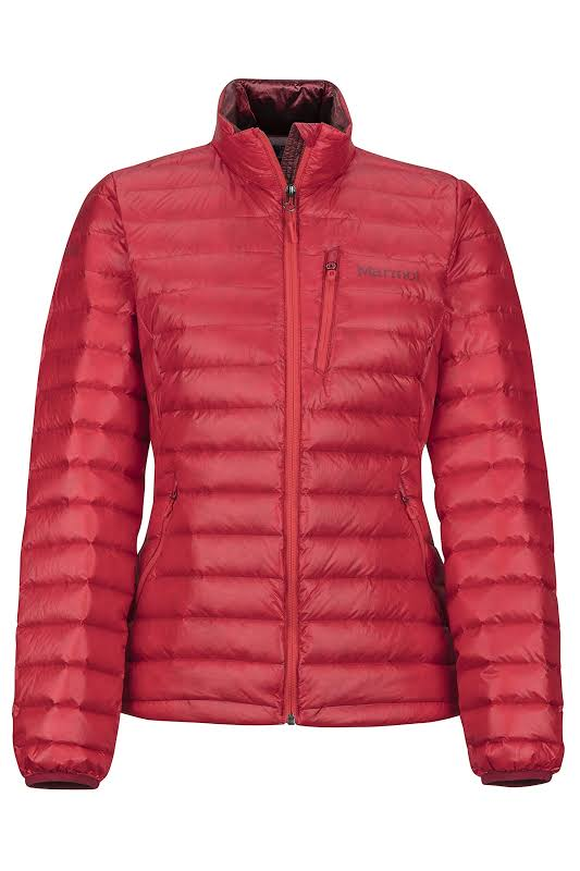 Marmot Quasar Nova Jacket Scarlet Red Small 77010-6818-S