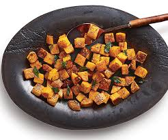 steam roasted butternut squash with crispy finecooking