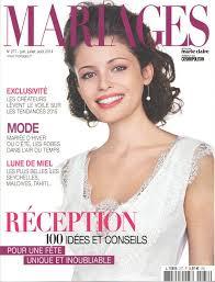 magazine mariage mariages magazine