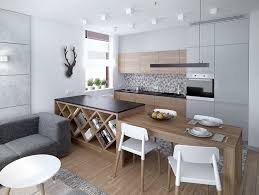 cuisine gris et blanc cuisine gris et bois cuisine grise en bois with cuisine