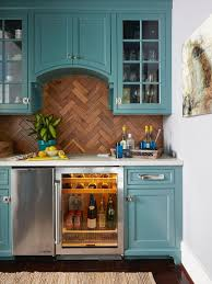 Kitchen Distressed Turquoise Kitchen Cabinets Home Design Ideas 888 Best Hgtv Magazine Images On Pinterest Striped Walls