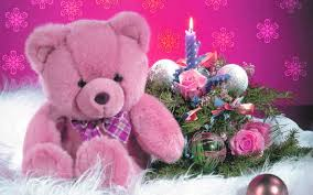 Cute Pink Pictures by Cute Pink Teddy Bear Wallpapers For Mobile