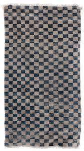 tappeti tibetani tappeto a scacchi tibet inizio xx secolo tappeti antichi