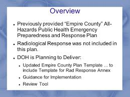 lhd rad response template overview previously provided u201cempire