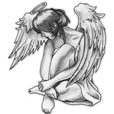 angel tattoo meaning ideas and images gallery
