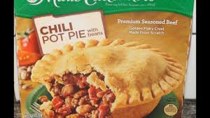 marie calendars thanksgiving marie callender u0027s chili pot pie with beans review youtube