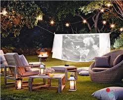 Backyard Theater Ideas with Best 25 Outdoor Cinema Ideas On Pinterest Outdoor Movie Screen