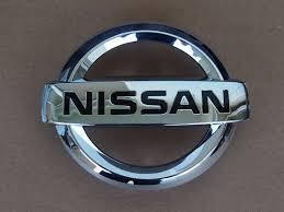 nissan mexico logo nissan juke 2010 2015 hatchback grille badge front emblem 62890