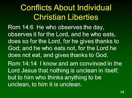 solving conflicts between brethren lesson 1 individual christian
