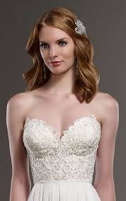flowing wedding dresses flowing wedding dress separates martina liana wedding dresses