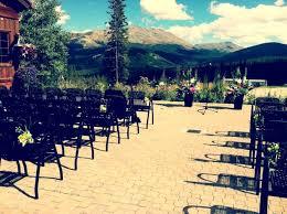 breckenridge wedding venues venue ten mile station on peak 9 at the breckenridge ski resort