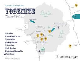 yosemite compass key travel guides