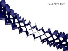 royal blue tissue paper tissue paper flower garland online shopping the world largest