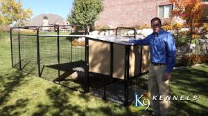Doghouse For Large Dogs K9 Kennel Store Kennel Castle For Large Breed Dogs Youtube