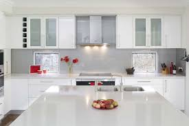 Terrific White Kitchen Designs  White Kitchen Cabinets Photos - Contemporary white kitchen cabinets