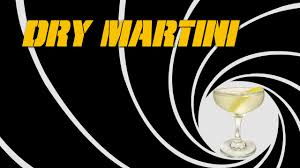 martinis cheers dry martini how to make the classic james bond martini with gin
