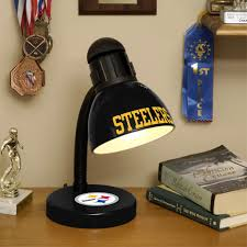 pittsburgh steelers desk lamp free shipping on orders over 45