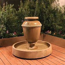 Garden Fountains And Outdoor Decor 46 Best Contemporary Garden Fountains Images On Pinterest Garden