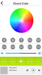 eluma lights speaker system eluma cube speaker on the app store