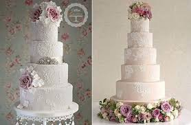 lace piping for wedding cake designs cake geek magazine
