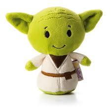 Itty Bitty Star Wars Yoda Stuffed Animal Itty Bittys Hallmark