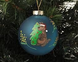kangaroo ornament etsy uk