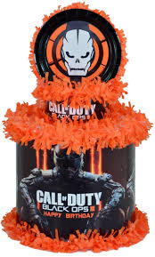 Call Duty Halloween Costumes Black Ops Call Duty Black Ops Iii Personalized Pinata Worldofpinatas