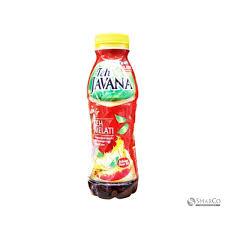 Teh Javana 350ml detil produk javana foodrtd javana melati 350 ml 6 x 18