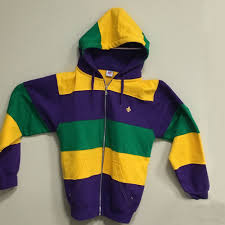 mardi gras sweatshirt upolon stock stripe children hoodies factory wholesale t shirt