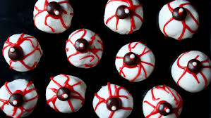 Spooky Halloween Cake Halloween Cake Pop Eyeballs Today Com