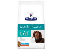 hills prescription diet canine t d dental health small bites 2 25
