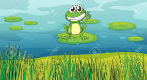 pond clipart sad frog pencil and in color pond clipart sad frog