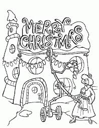 merry christmas coloring pages printable az coloring pages