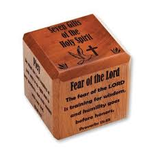 scripture gifts gifts of the holy spirit scripture cube the catholic company