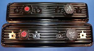 lt1 corvette valve covers chevrolet corvette lt1 valve covers 1 pair save 100 ebay