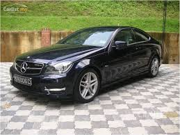 mercedes c250 2011 mercedes c250 2011 amg 1 8 in kedah automatic coupe blue for